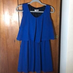 Dresses & Skirts - Blue party/special occasion dress